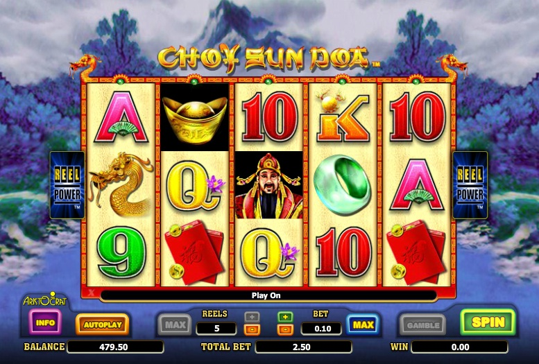 Aristocrat Bonus Slots - Wilds, Free Spins, Multipliers, And More